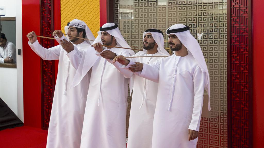 Sino-UAE relations continue to grow strong