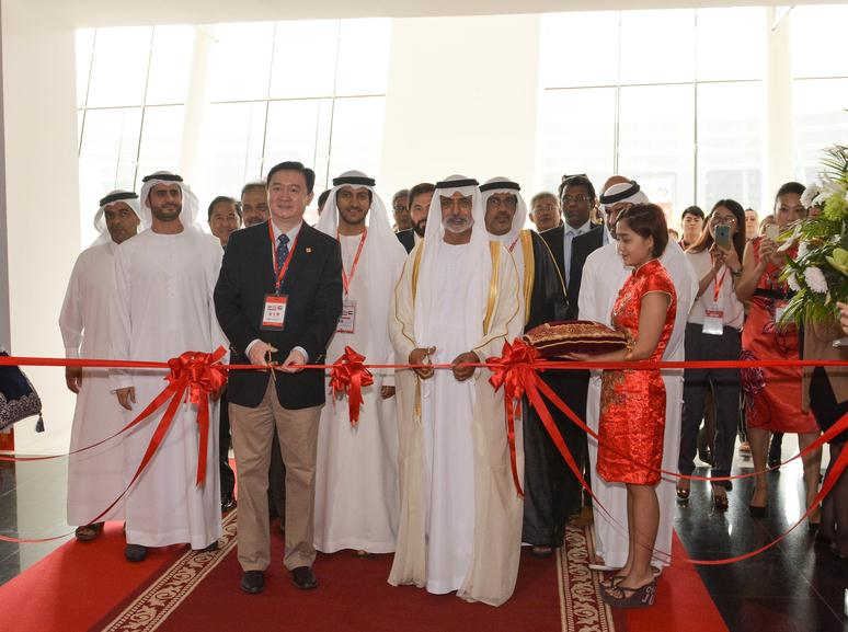 Gulfnews - Trade between China, UAE to grow
