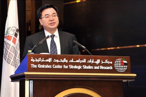 Chinese official praises UAE's development experience