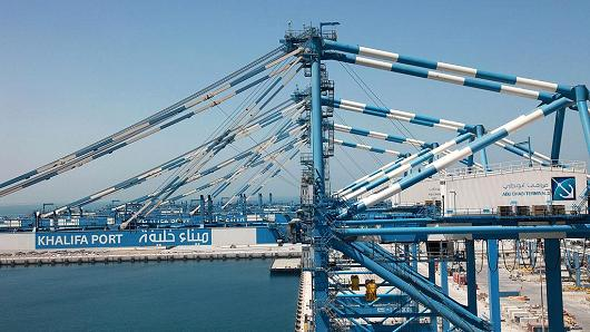 China's #300 million investment in Abu Dhabi Ports is a 'milestone'