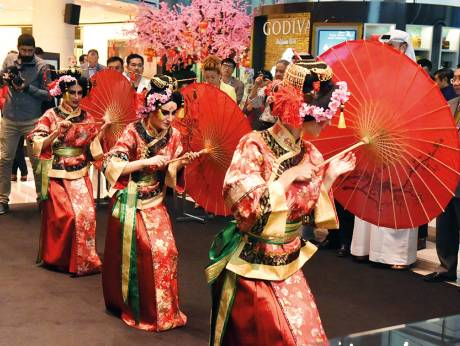 UAE prepares to ring in Chinese New Year this Friday