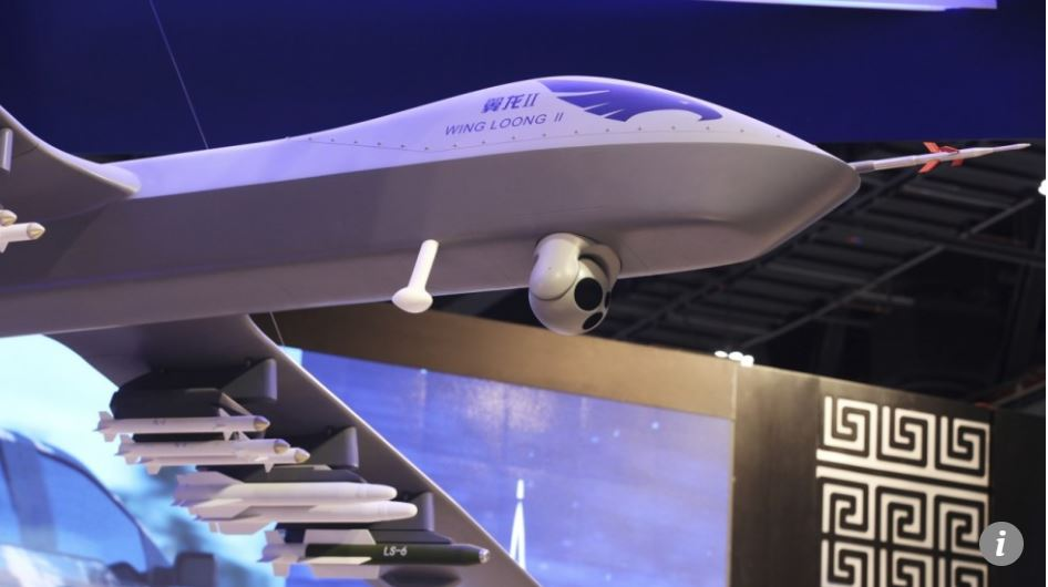 Chinese military drone sales hover over Middle East