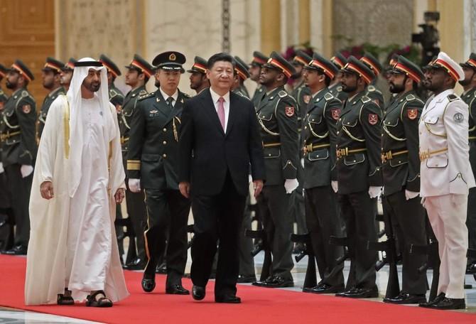 China, UAE strike 13 landmark deals