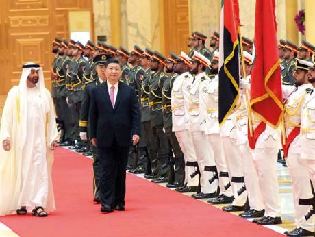 UAE-China non-oil trade set to rise to $58b in 2018, says Al Mansouri