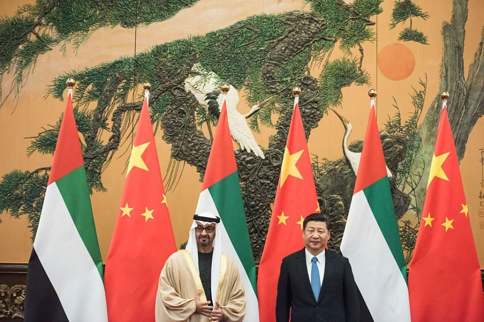 China-UAE cooperation growing, says President Xi Jinping